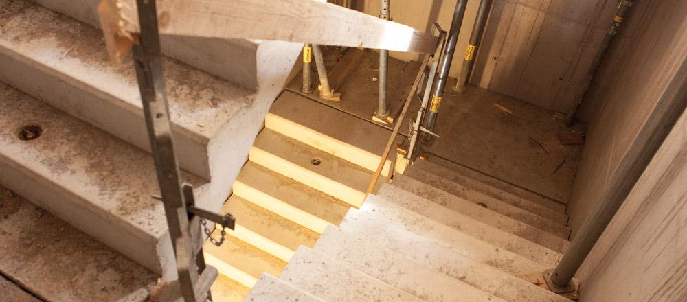 Stopnice-montaza